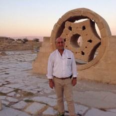 Hisham Palace in Jericho