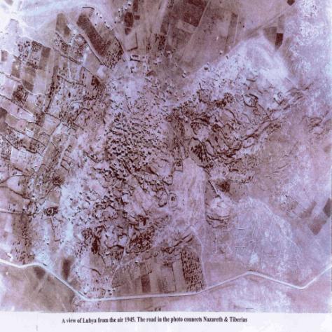Lubya on 4.10-1945