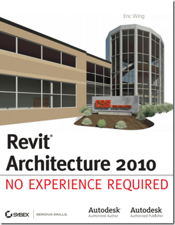 Revit Architecture 2010 No Experience Required