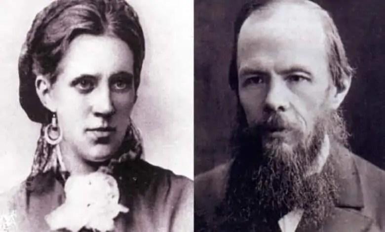 مذكرات آنا غريغور ريفنا زوجة فيودور دستويفسكي