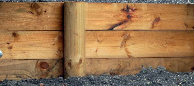Eco Wood Sleepers – ACQ