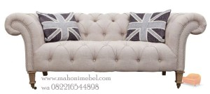 Sofa Santai  Chesterfield