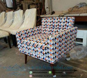 Sofa Retro Minimalis Modern Terbaru