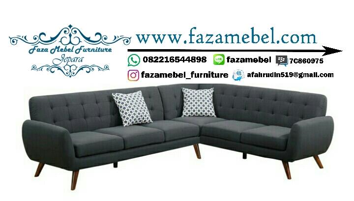 Sofa Tamu Minimalis Mewah Terbaru1