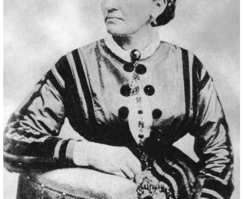 Extraordinary Woman – Elizabeth Keckley