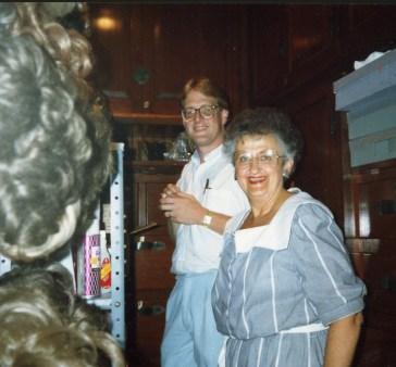 Bill Lawson & Pat Cummins MVHS
