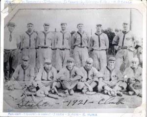 2001-90-121 Steelton Baseball team 1921 with identifications