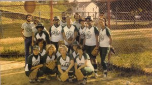 2008-39-184 General Electric Soft Ball Softball team 1976
