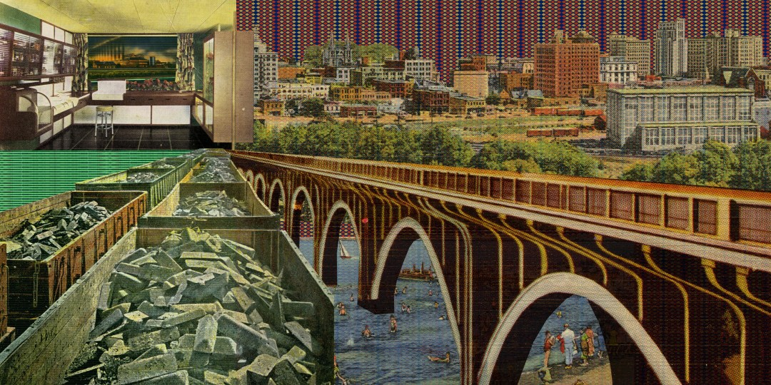 Youngstown Composition 4 (84 x 42)