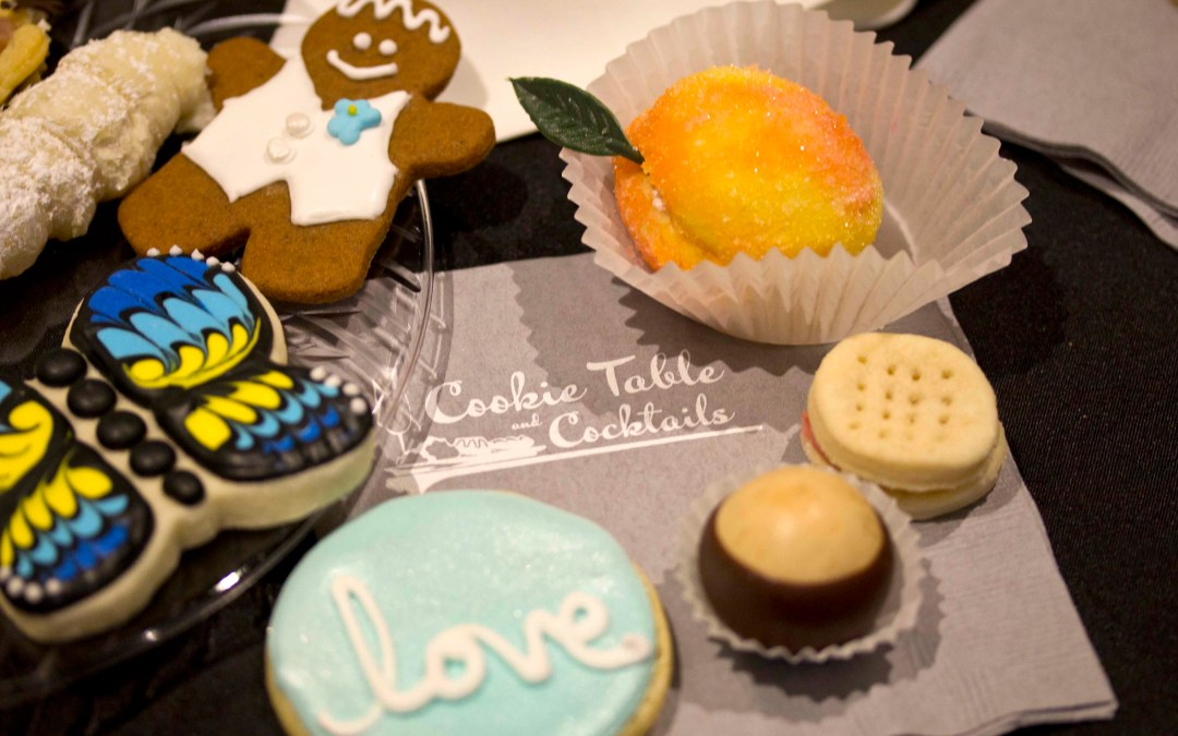 Cookie Table & Cocktails 2019