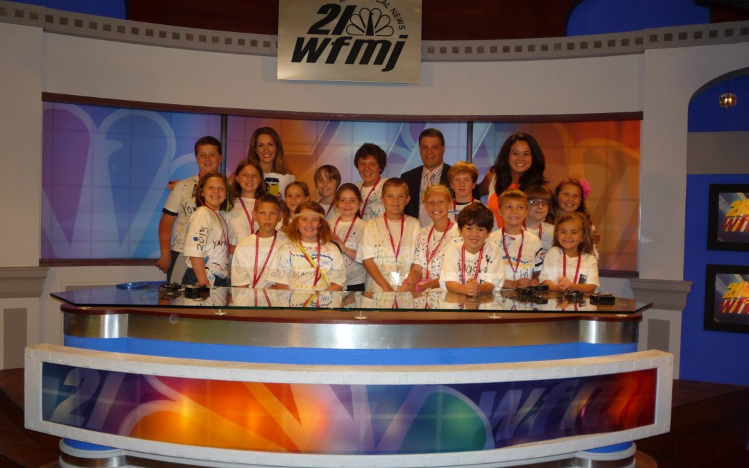 Broadcasting Summer Day Camp