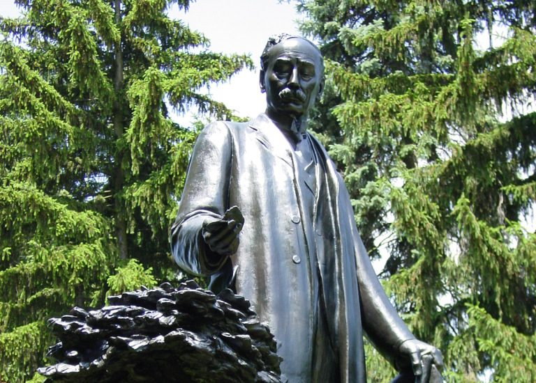 Bites & Bits of History: Volney Rogers and the Origins of Mill Creek Park
