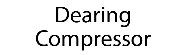 9.4 - Dearing Compressor