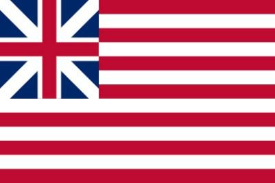 Continental Colors Flag Design