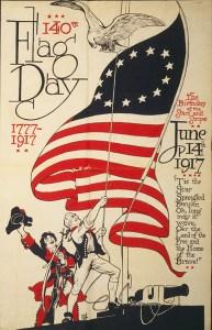 Flag Day 1917