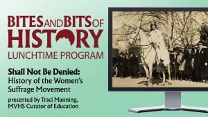 Bites & Bits of History Shall Not Be Denied
