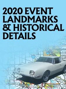 Race Landmarks & Historical Details