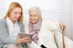 WiFi in care home