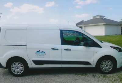 new van side profile