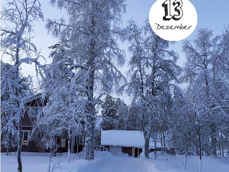 Winter Lappland