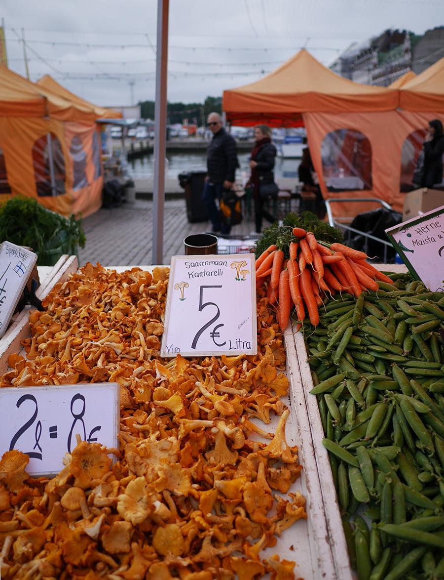 Helsinki Marktplatz