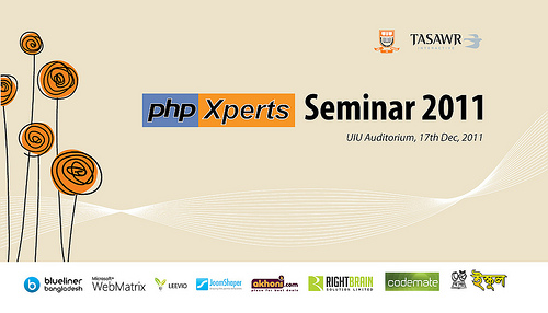 PhpXperts Seminar 2011 - follow up (1/3)