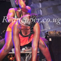 OMG: Look at how UGANDAN ladies were Shamelessly FUCKED by BUSY SIGNAL on stage during a CONCERT