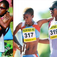 South African Athlete Caster Semenya Set To Marry Longtime Girlfriend Violet Ledile Raseboya