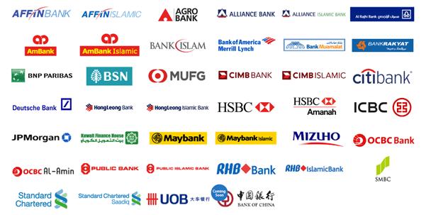 logo bank di Malaysia