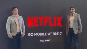 Pelan Mudah Alih Netflix