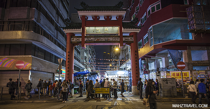 temple market, hong kong, night, travel info