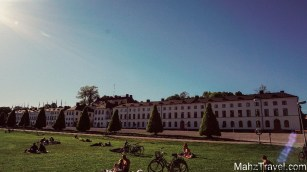 Bicycle - sightseeing in Stockholm