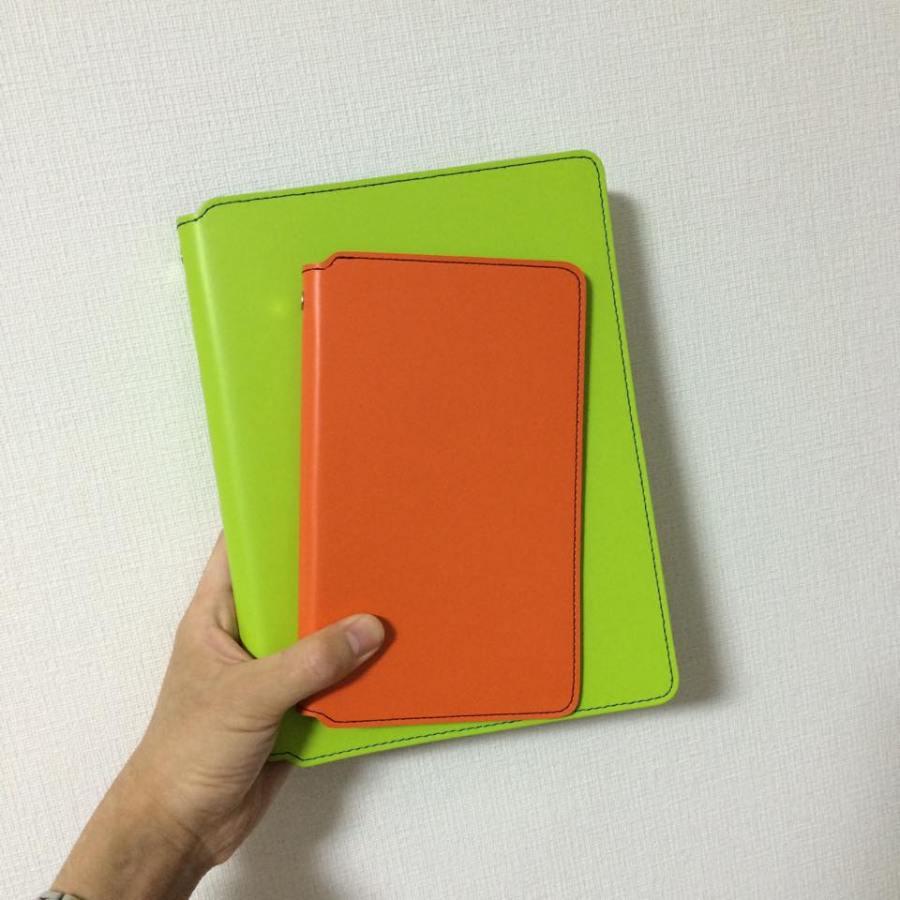 驚くほど平たくなるから書きやすい、見やすい「HIRATAINDER(システム手帳バインダー)」