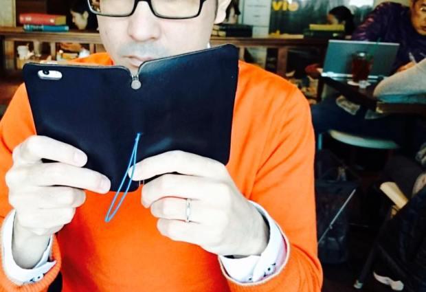 男子でも使いやすいシックで大人な和柄「マスキングテープ 3本組・伝統柄・藍色」