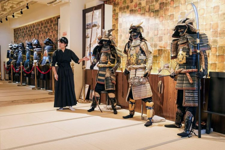 samurai & ninja museum