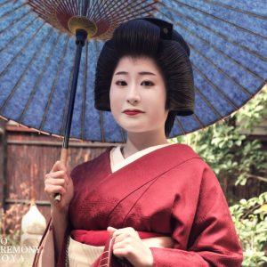 Geisha Geiko history tour Kyoto