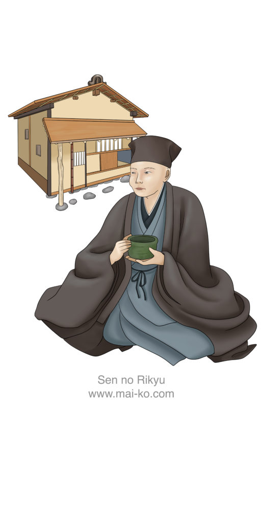 Tea ceremony History, Sen-no-rikyu