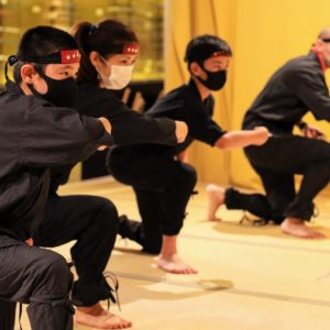 ninja kids and families