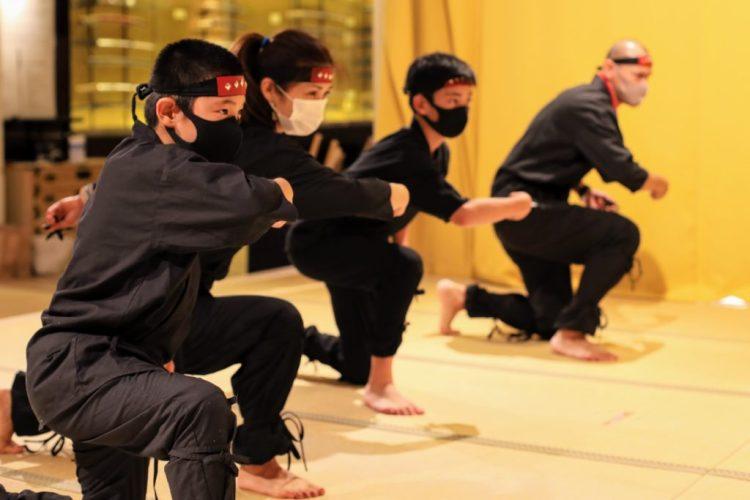 ninja kids and families