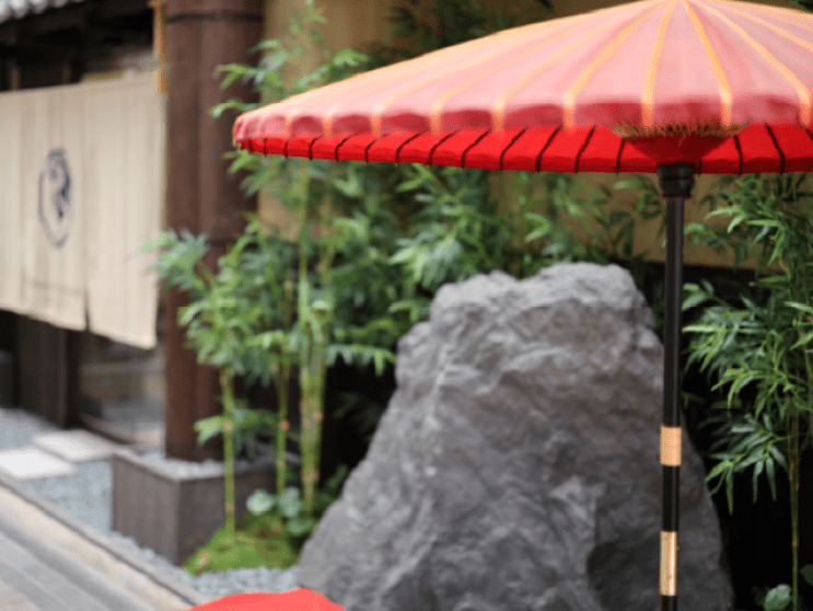 Tea Ceremony in DOWNTOWN KYOTO (Gion-Shijo Station)