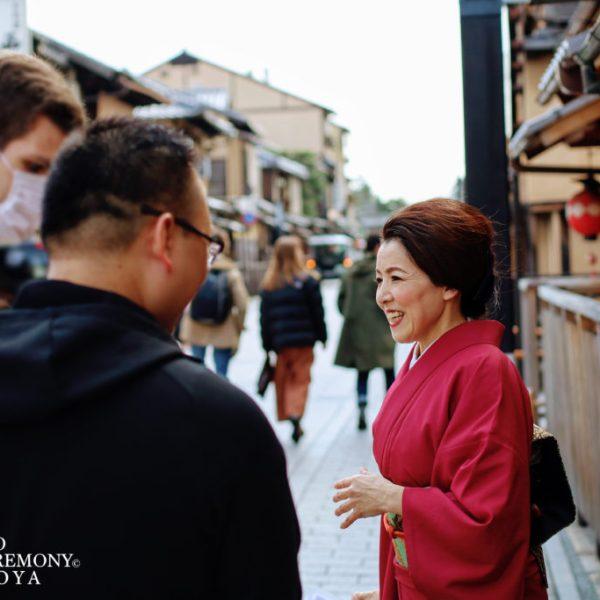 Gion geisha street walking tour