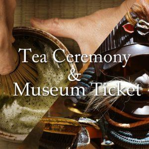Samurai museum and Tea Ceremony