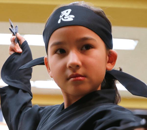 ninja experience in kyoto for everyone