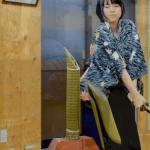 samurai cutting