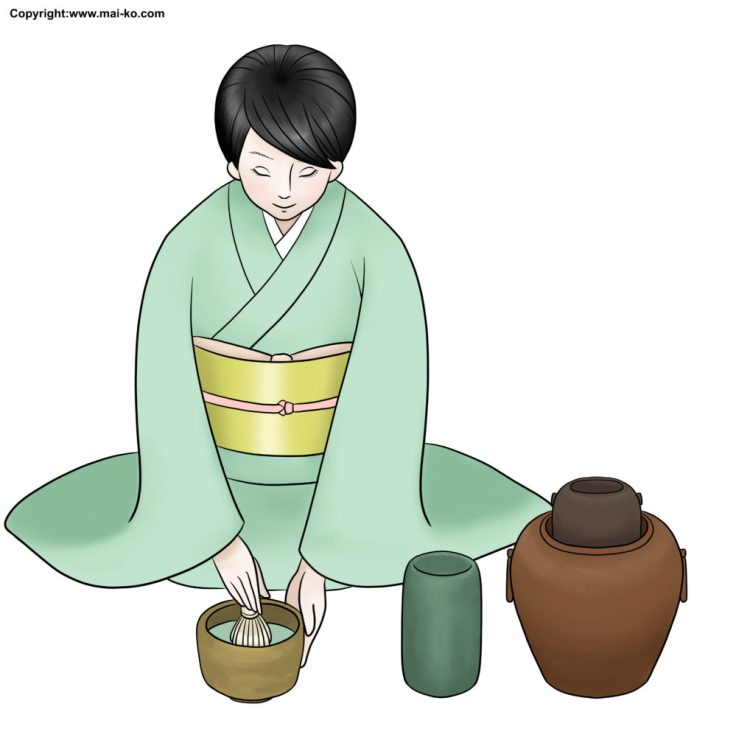 Japanese Tea Ceremony Steps