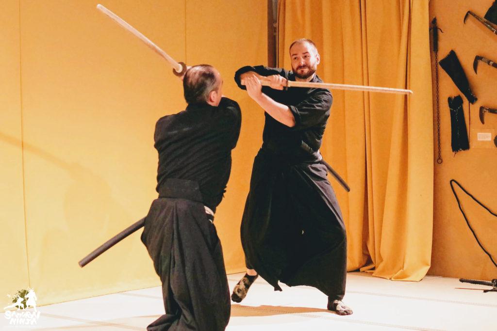 Samurai Sword Training for ADULTS