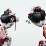Maiko and Geisha Show in Osaka