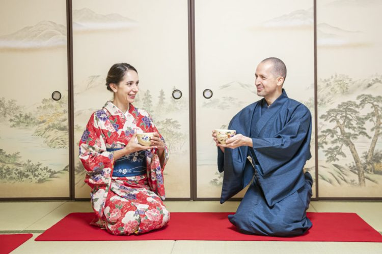 Maikoya's Tokyo honeymoon package
