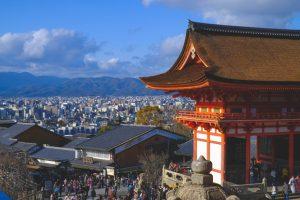 Kiyommizu Dera Kyoto Honeymoon