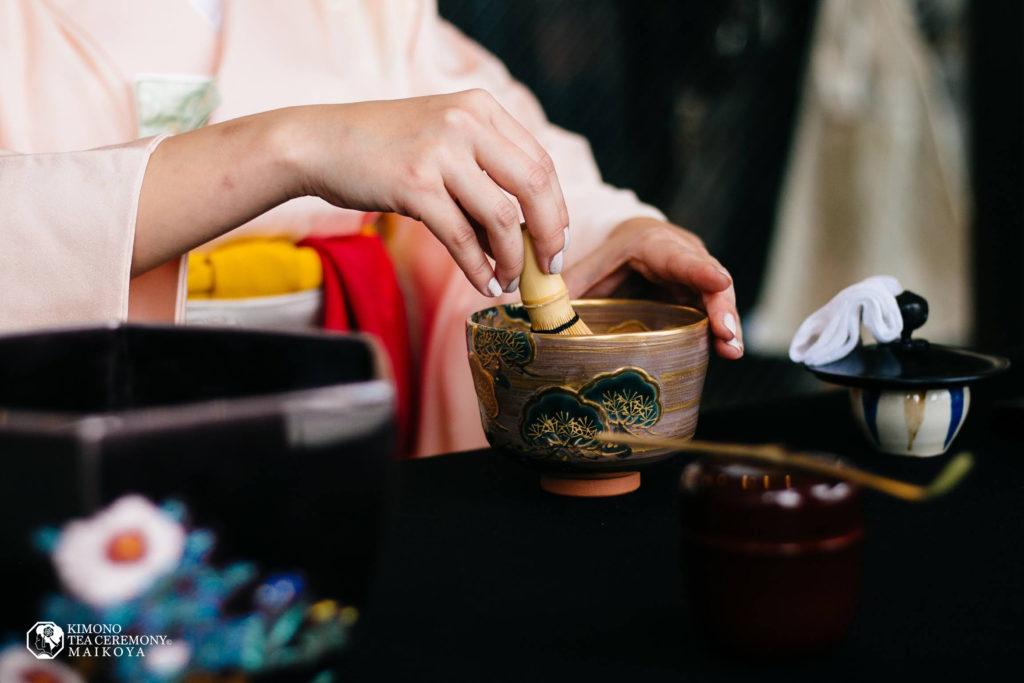 tea ceremony kyoto kimono maikoya